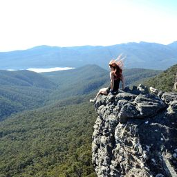 Grampians National Park: Mount Rosea