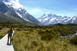 Mount Cook/Aoraki National Park