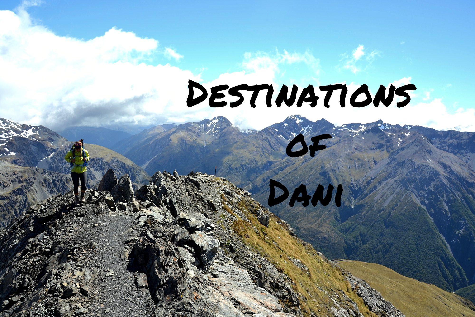 Destinations of Dani